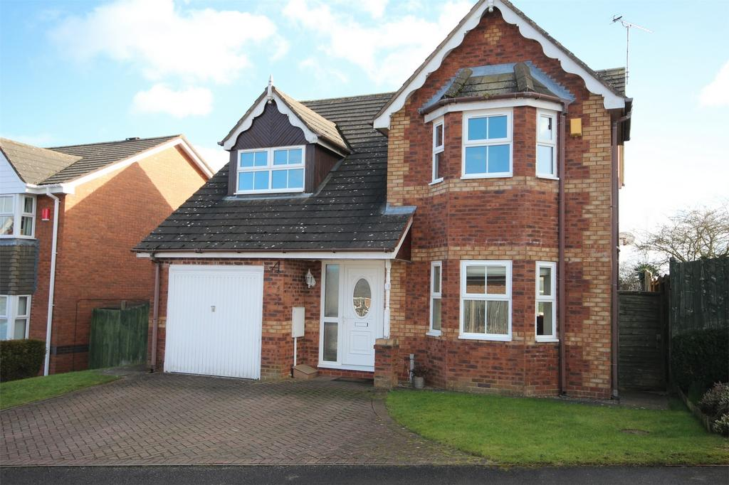 4 Bedrooms Detached House for sale in Cavendish Road, Tean, Staffordshire