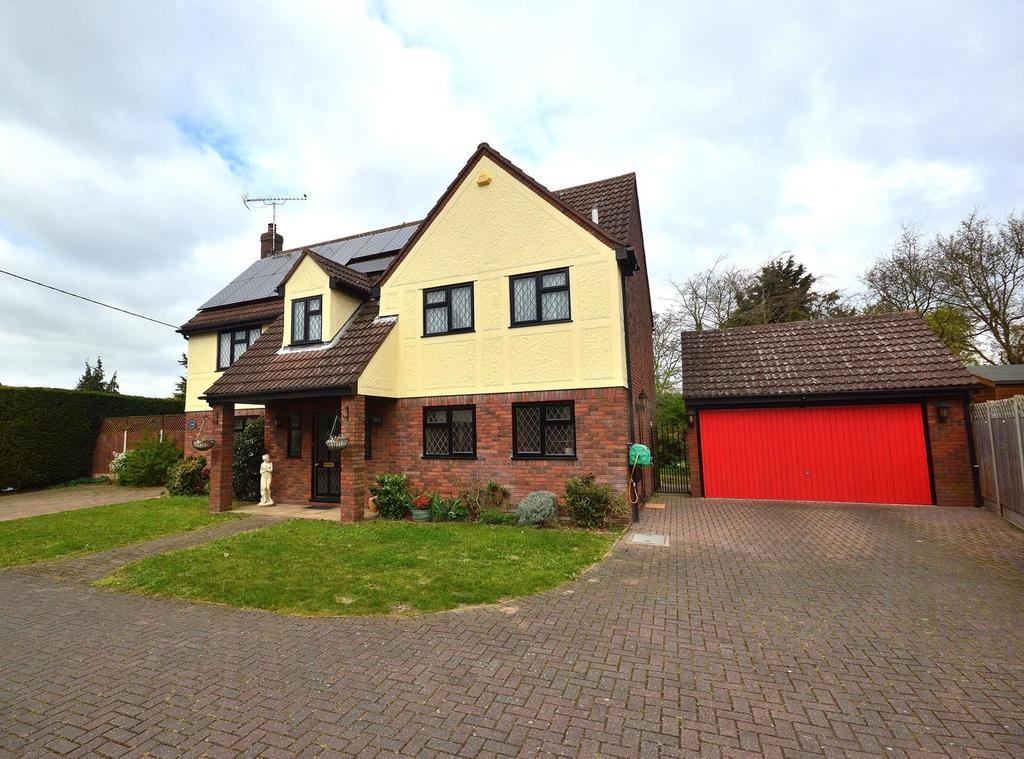 4 Bedrooms Detached House for sale in Goldhanger Road, Heybridge, Maldon, Essex, CM9