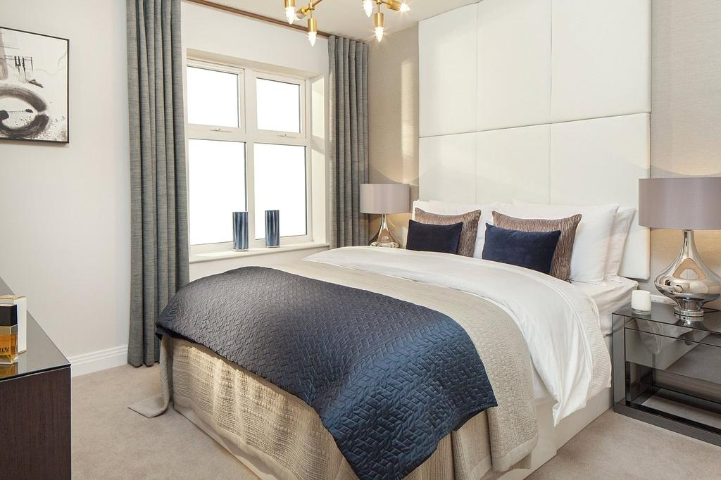 2 Bedrooms Flat for sale in Pottinger House Apartments, Kings Barton, Andover Road North, Winchester, SO22
