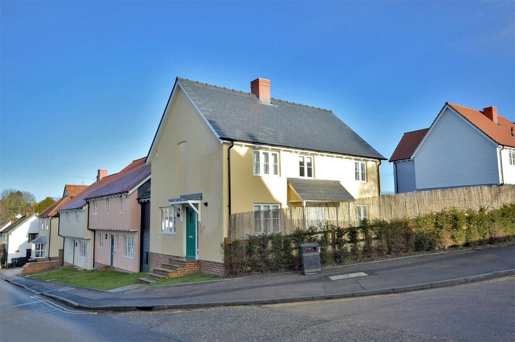 3 Bedrooms End Of Terrace House for sale in Amber House, Orange Street, Thaxted, Nr Great Dunmow