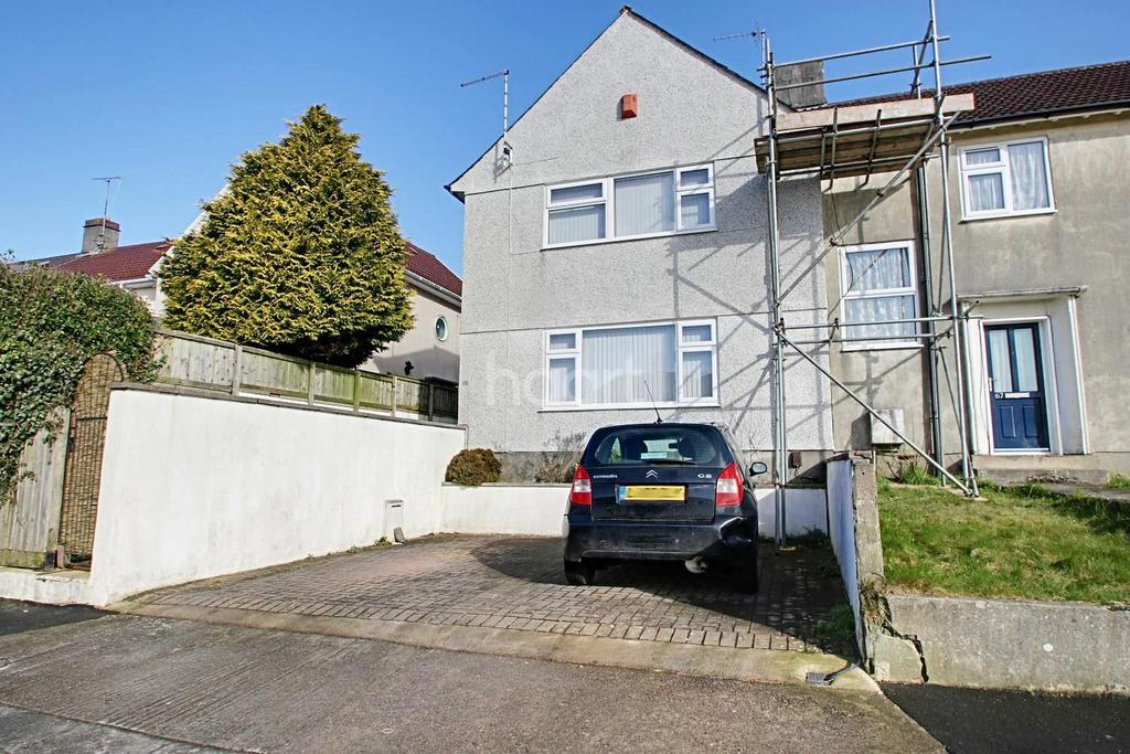 3 Bedrooms End Of Terrace House for sale in Duncombe Avenue, Plymouth