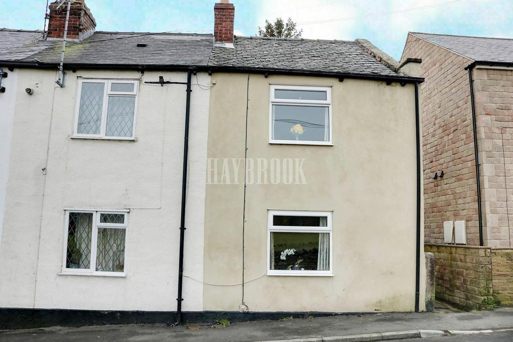 2 Bedrooms End Of Terrace House for sale in Brickhouse Lane, Dore, S17 3DQ