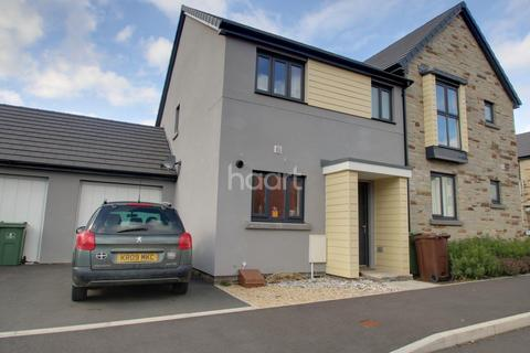 3 bedroom semi-detached house for sale - Perryfield Place, Plymstock