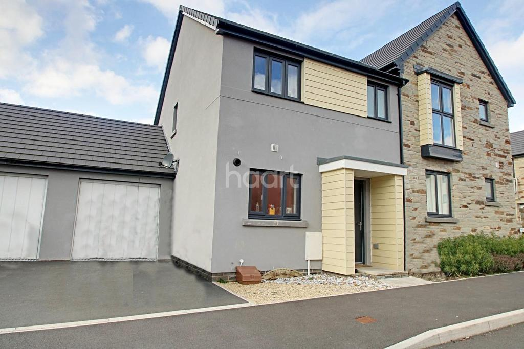 3 Bedrooms Semi Detached House for sale in Perryfield Place, Plymstock