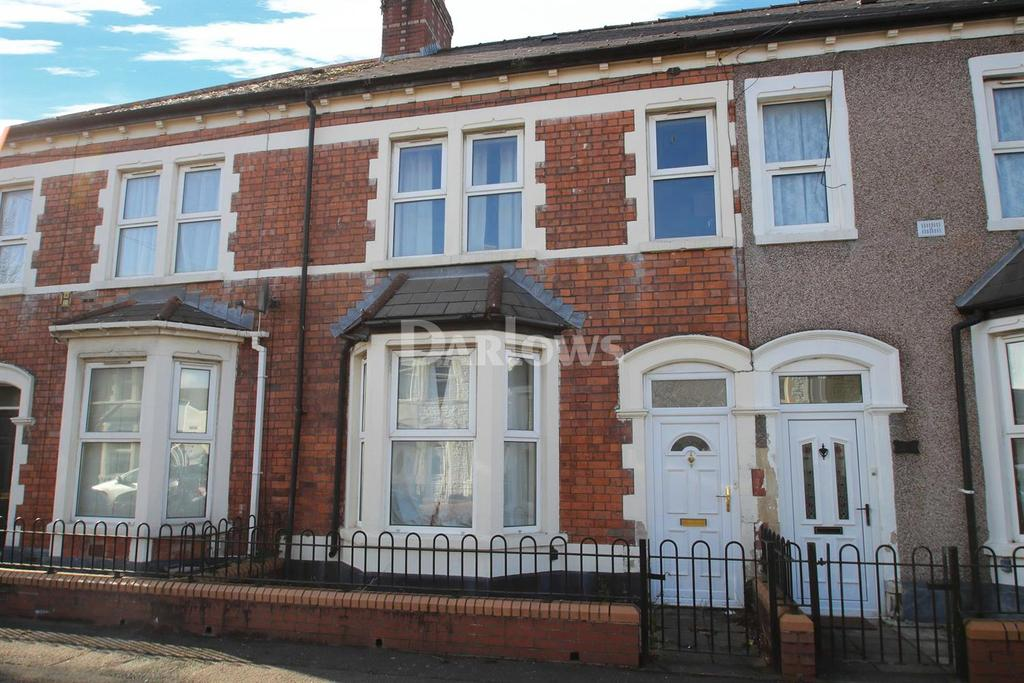 3 Bedrooms Terraced House for sale in Smeaton Street, Riverside