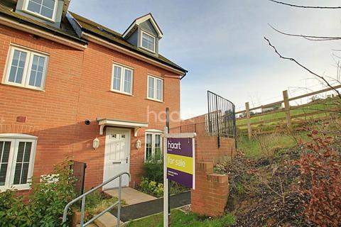 3 bedroom end of terrace house for sale - Seldon Crescent