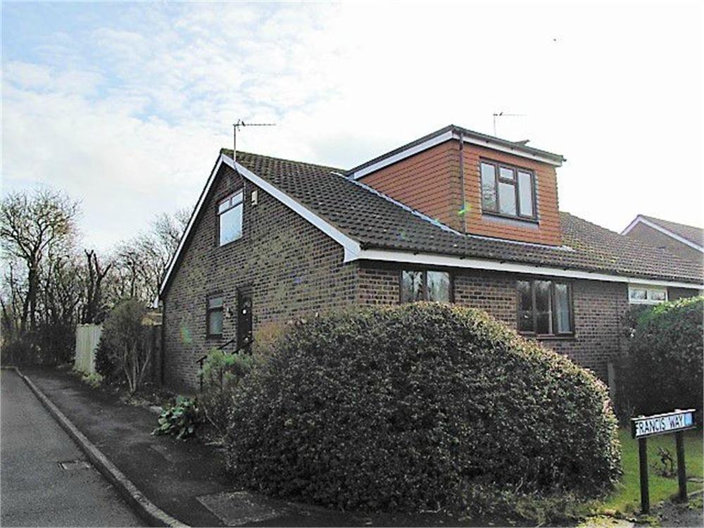 3 Bedrooms Semi Detached Bungalow for sale in 6, Guardians Road, Patrington