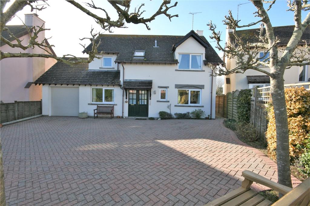 4 Bedrooms Detached House for sale in Glebe Park, Stoke Fleming, Dartmouth, TQ6