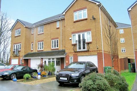 4 bedroom end of terrace house for sale - Wyncliffe Gardens, Pentwyn, Cardiff
