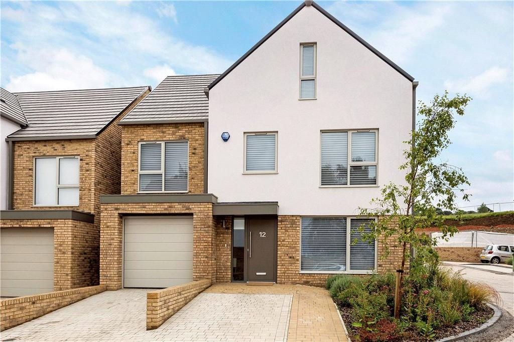 5 Bedrooms Detached House for sale in Leckhampton Views, Cheltenham, Gloucestershire, GL53