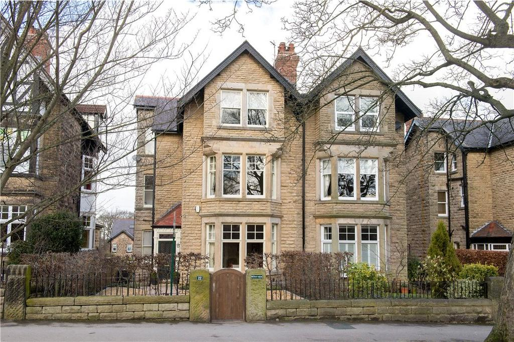 6 Bedrooms Semi Detached House for sale in Otley Road, Harrogate, North Yorkshire, HG2
