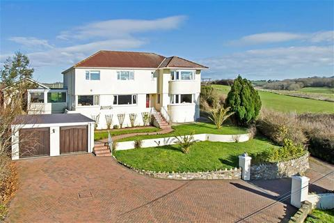 5 bedroom detached house for sale - Fluder Hill, Kingskerswell, Newton Abbot, Devon, TQ12