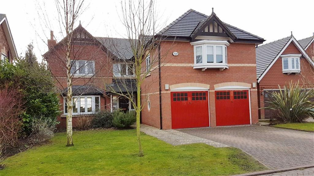 5 Bedrooms Detached House for sale in Hendon Close, Wilmslow