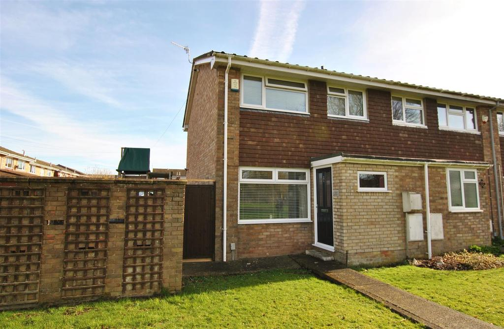 3 Bedrooms End Of Terrace House for sale in Mile Walk, Whitchurch