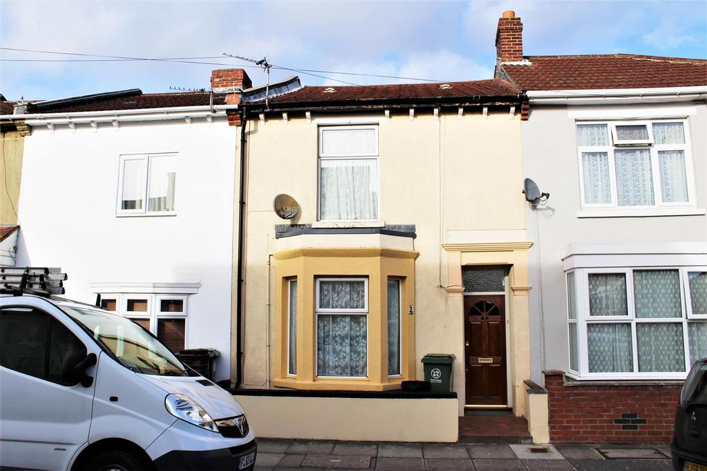 3 Bedrooms House for sale in Maxwell Road, Southsea