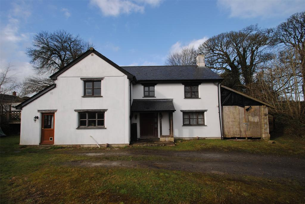 3 Bedrooms Detached House for sale in Ashwater, Beaworthy