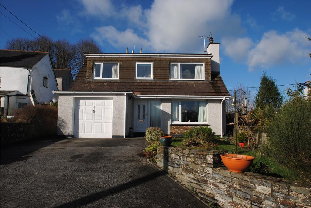 3 Bedrooms Detached House for sale in Park Road, Lifton