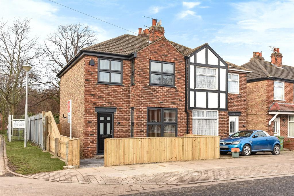 3 Bedrooms Semi Detached House for sale in Chelmsford Avenue, Grimsby, DN34