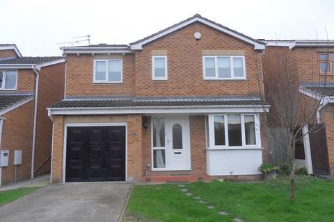 4 bedroom property to rent - Carlton Close, Heanor, Derbyshire. DE75 7YY
