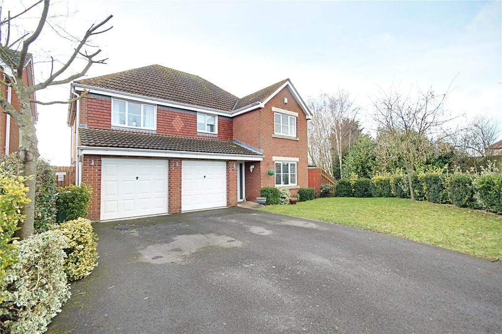 5 Bedrooms Detached House for sale in Bala Close, Ingleby Barwick