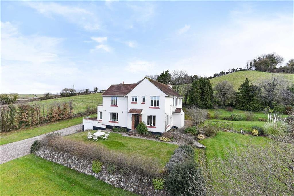 5 Bedrooms Detached House for sale in Bicknoller, Taunton, Somerset, TA4