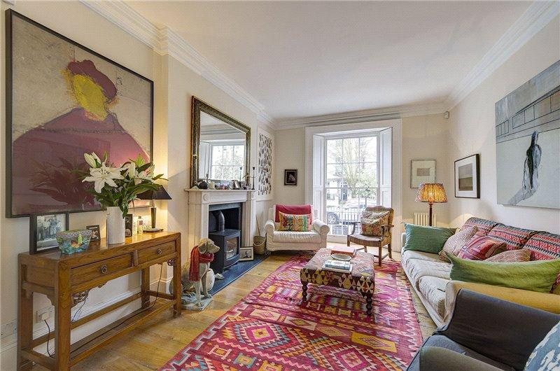 4 Bedrooms Terraced House for sale in Chepstow Road, London, W2