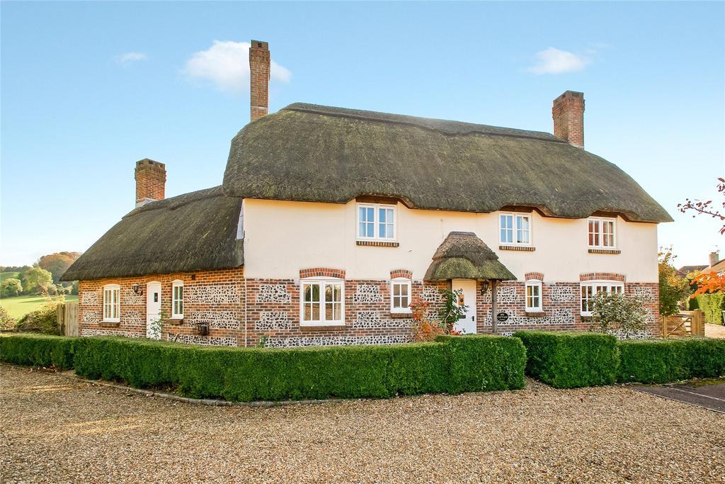 4 Bedrooms Detached House for sale in Melcombe Bingham, Dorset