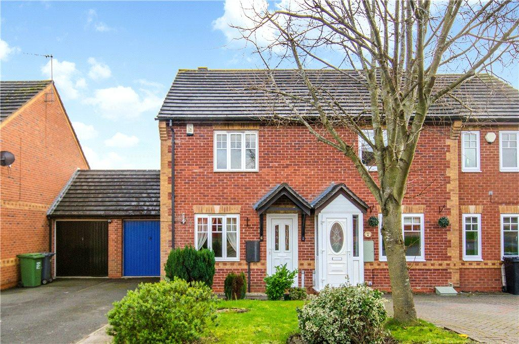 2 Bedrooms Semi Detached House for sale in Boot Piece Lane, Redditch, Worcestershire, B97
