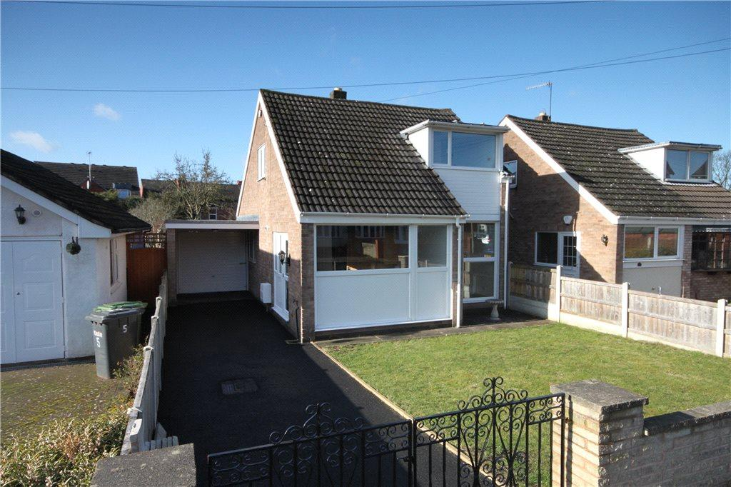 3 Bedrooms Detached Bungalow for sale in Grosvenor Avenue, Kidderminster, Worcestershire, DY10