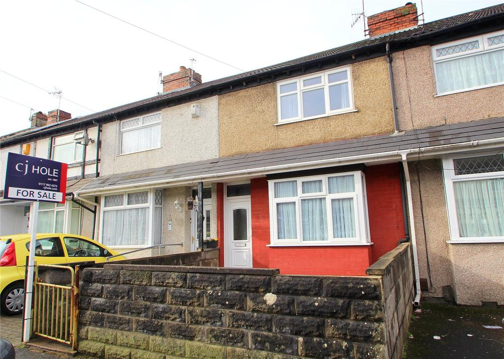 3 Bedrooms Terraced House for sale in Somermead, Bedminster, BRISTOL, BS3