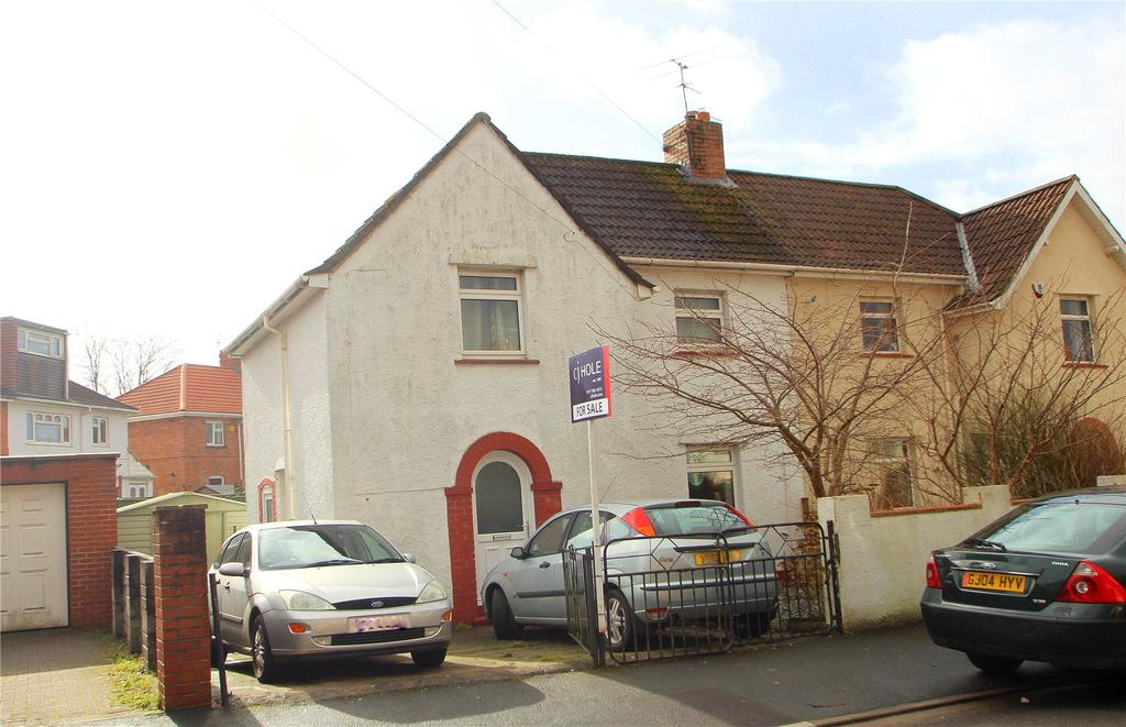 3 Bedrooms Semi Detached House for sale in Sidmouth Road, Bedminster, BRISTOL, BS3