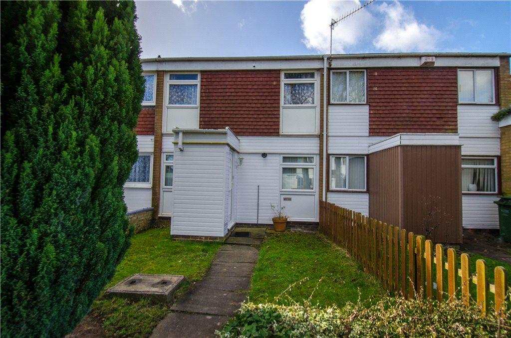 3 Bedrooms Terraced House for sale in Thatchers Piece, Droitwich, Worcestershire, WR9