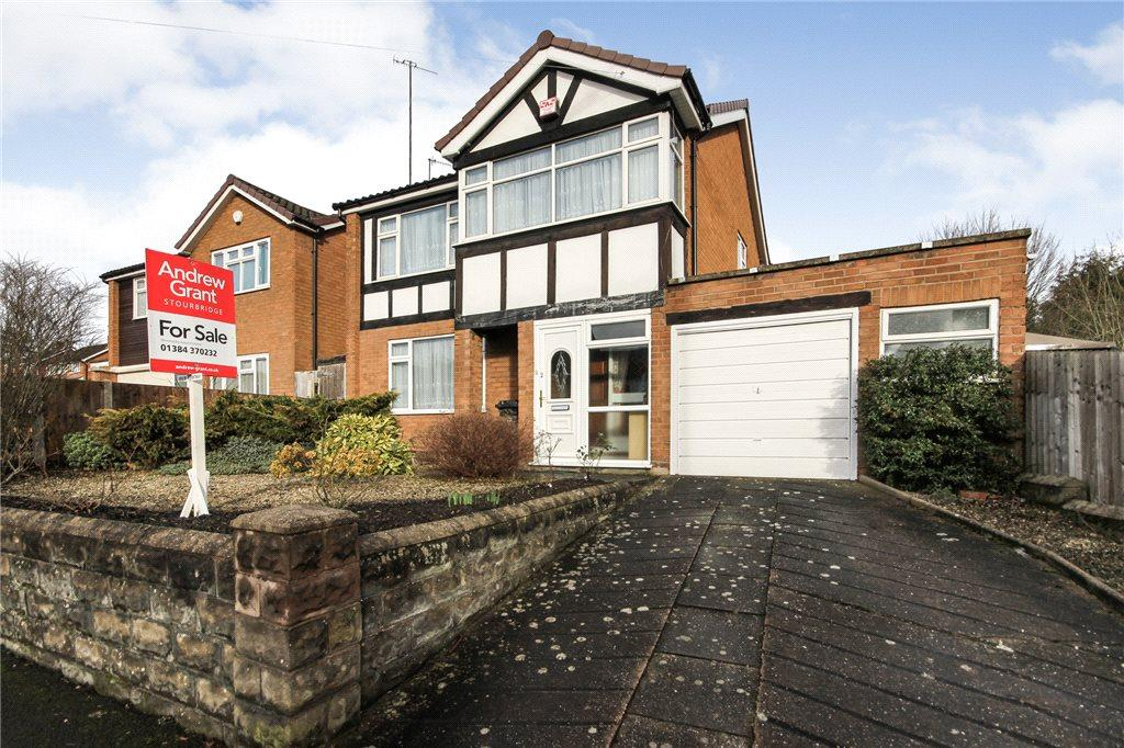 3 Bedrooms Detached House for sale in High Street, Wordsley, Stourbridge, West Midlands, DY8