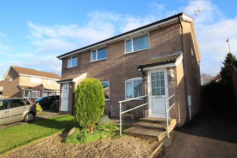 2 bedroom semi-detached house for sale - Breaches Gate, Bradley Stoke, Bristol, BS32