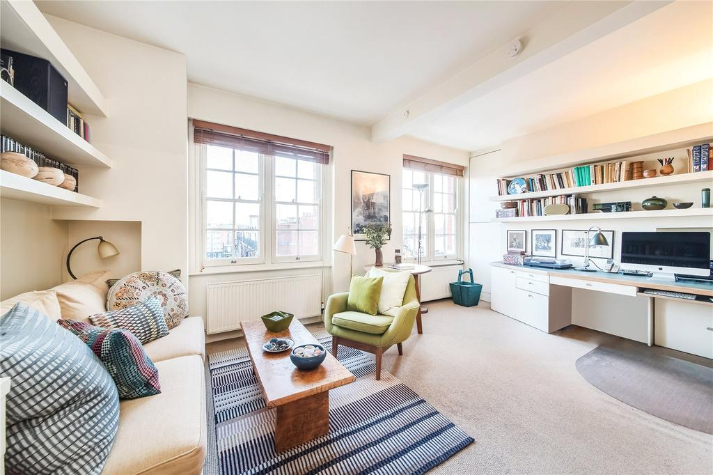 1 Bedroom Flat for sale in Queen Alexandra Mansions, Judd Street, London