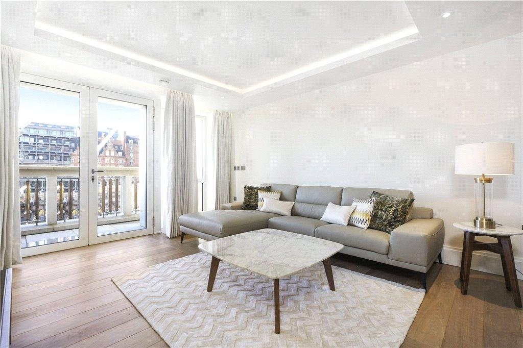 2 Bedrooms Flat for rent in Temple House, 13 Arundel Street, London, WC2R