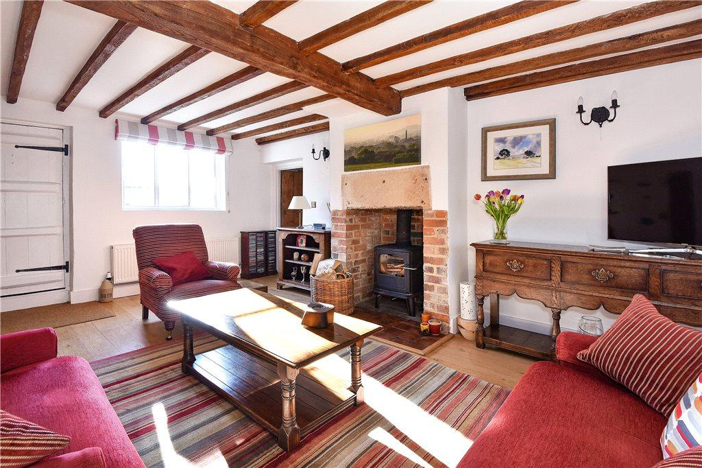 3 Bedrooms Terraced House for sale in Rye Cottage, Paxford, Gloucestershire, GL55
