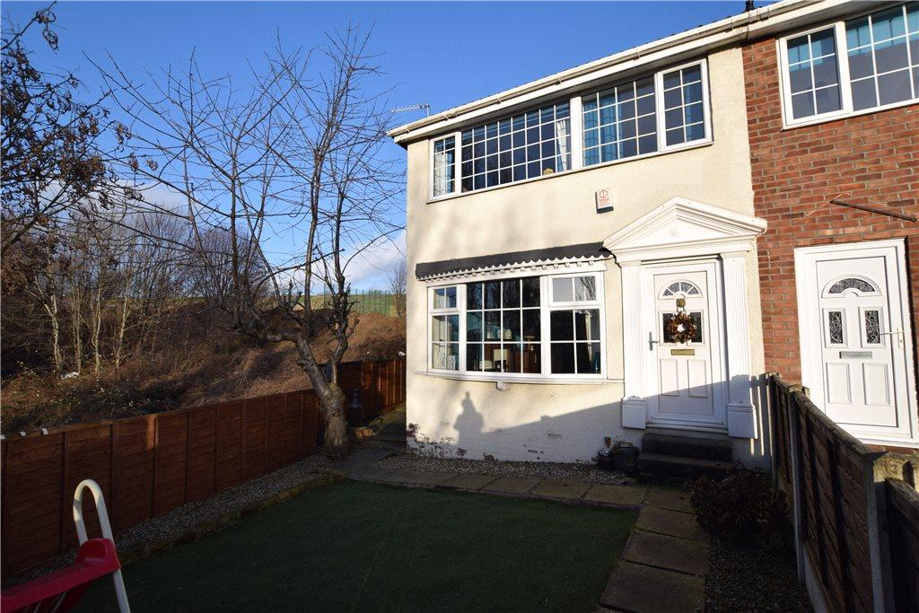 3 Bedrooms Terraced House for sale in Cliffe Park Rise, Leeds, West Yorkshire