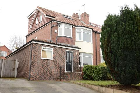 4 bedroom semi-detached house for sale - Gledhow Park Grove, Chapel Allerton, Leeds