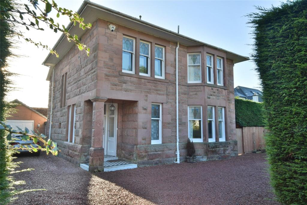 4 Bedrooms Detached House for sale in Boclair Road, Bearsden