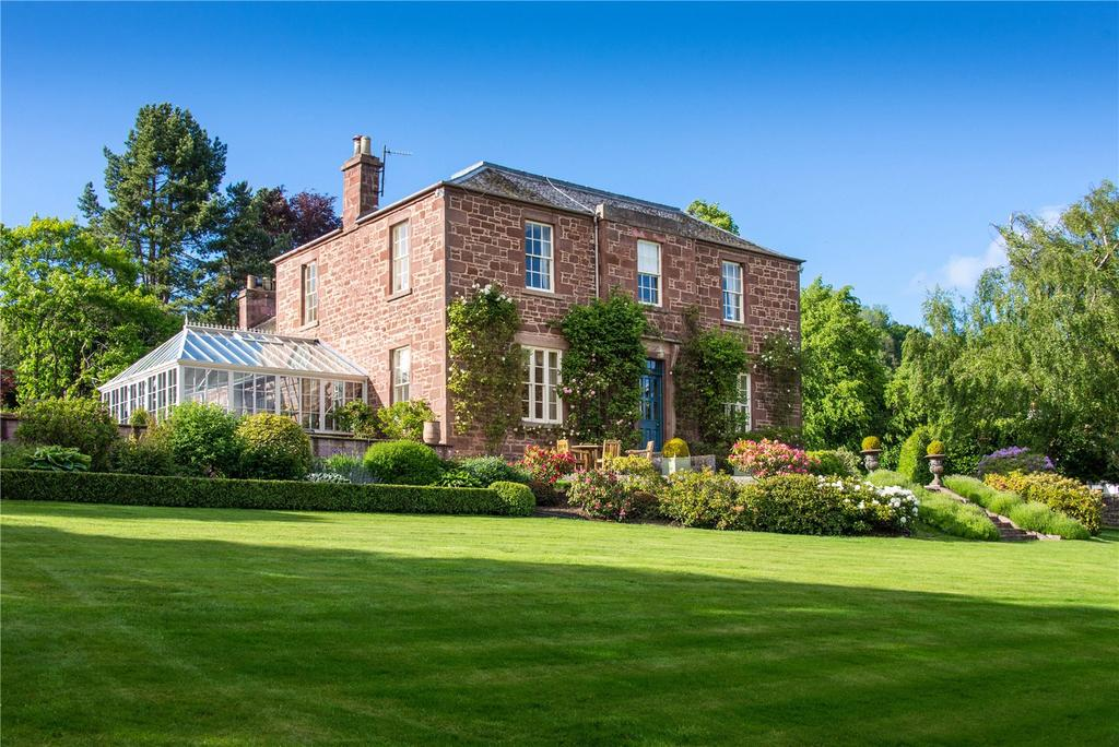 6 Bedrooms Detached House for sale in Delford House, Kinnaird, Carse Of Gowrie, Perthshire