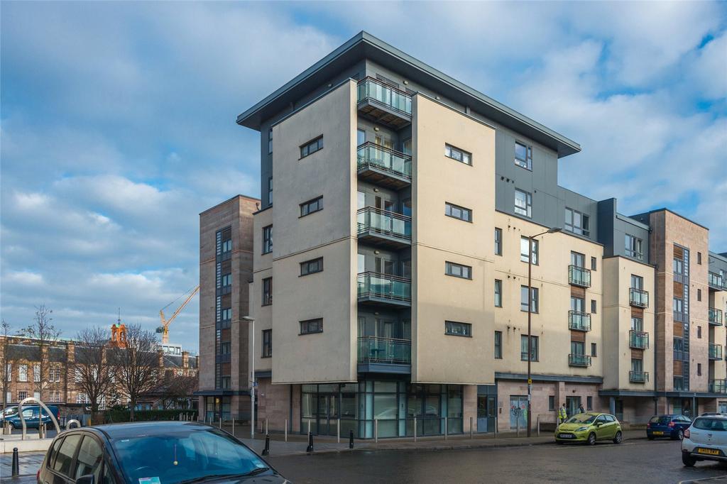 2 Bedrooms Apartment Flat for sale in West Tollcross, Edinburgh, Midlothian