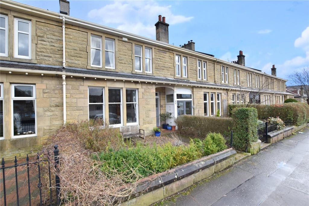 3 Bedrooms Terraced House for sale in Chamberlain Road, Jordanhill, Glasgow