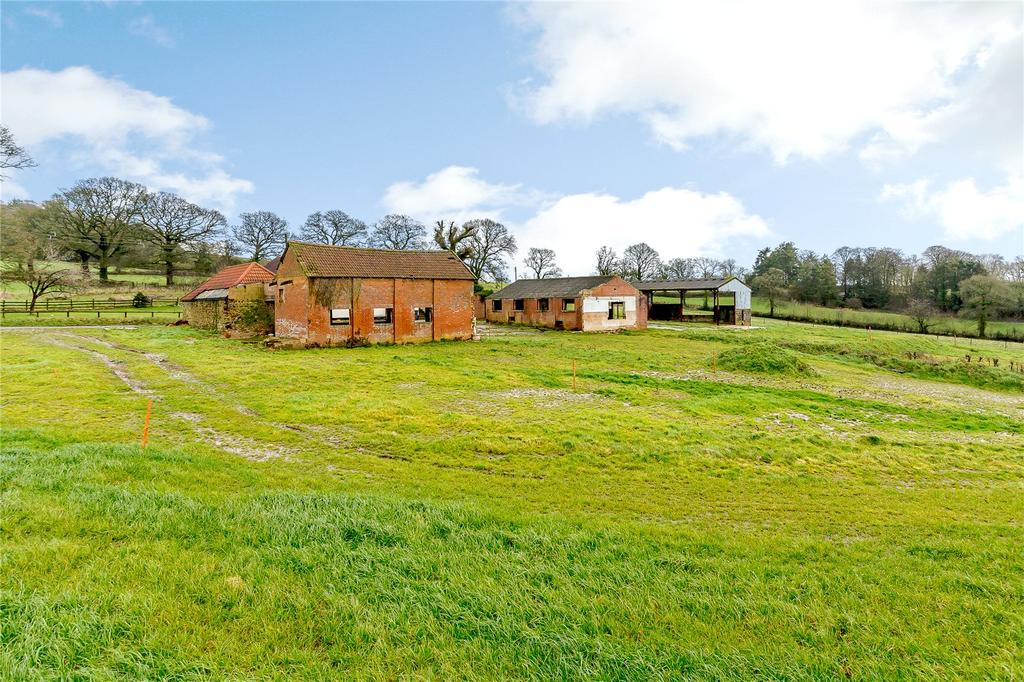 4 Bedrooms Detached House for sale in Higher Leyhill Farm Barns, Broadhembury, Honiton, Devon
