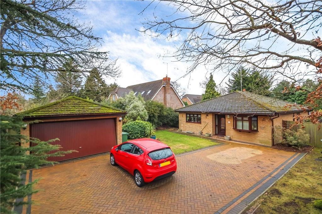 3 Bedrooms Detached Bungalow for sale in Ferndene, Bricket Wood, St. Albans, Hertfordshire