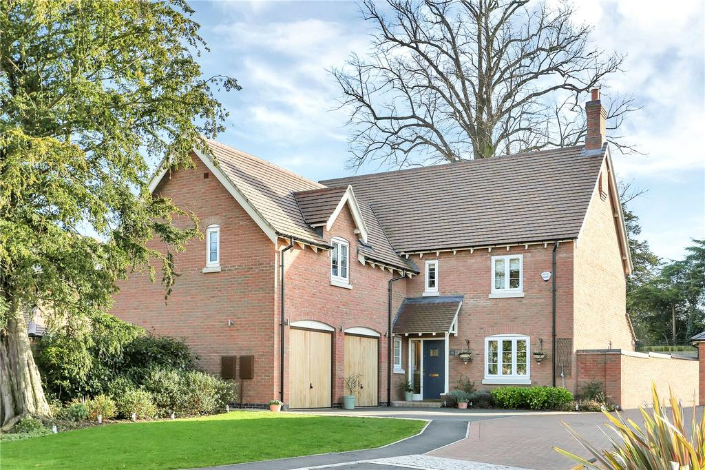 5 Bedrooms Detached House for sale in Leticia Avenue, Scraptoft, Leicestershire