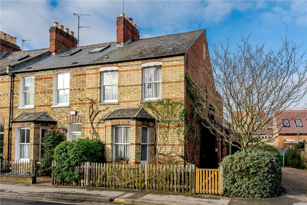 4 Bedrooms House for sale in St. Bernards Road, Oxford, Oxfordshire, OX2
