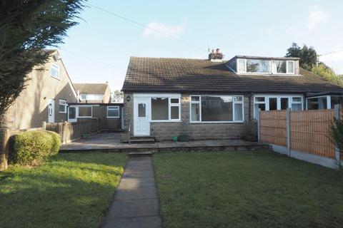 2 bedroom semi-detached bungalow for sale - Spencer Road, Chapel-en-le-Frith, High Peak, Derbyshire, SK23 9SB