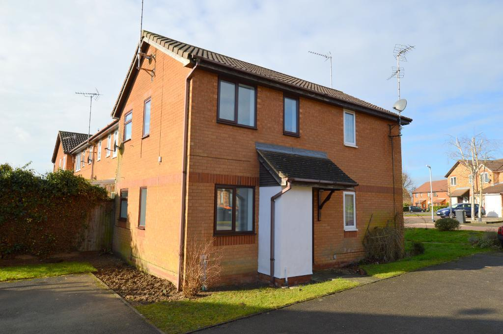 1 Bedroom Cluster House for sale in Furze Close, Luton, LU2 7UB