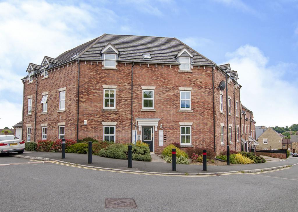 2 Bedrooms Apartment Flat for rent in 32 New School Road, Mosborough, S20 5EU